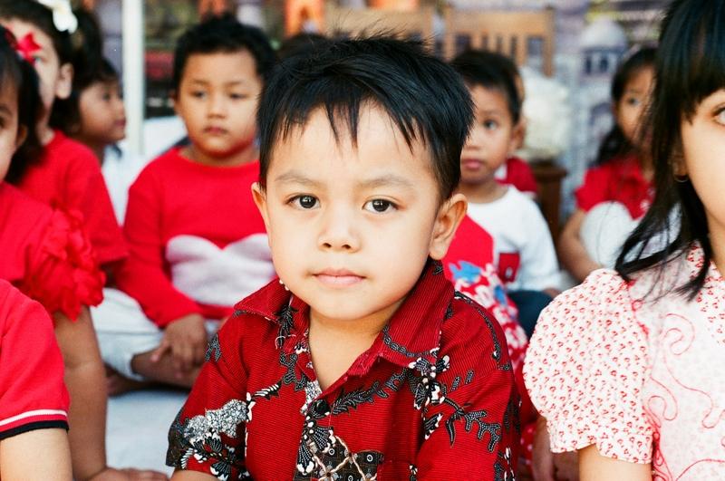 Wolontariat w Azji z dziećmi