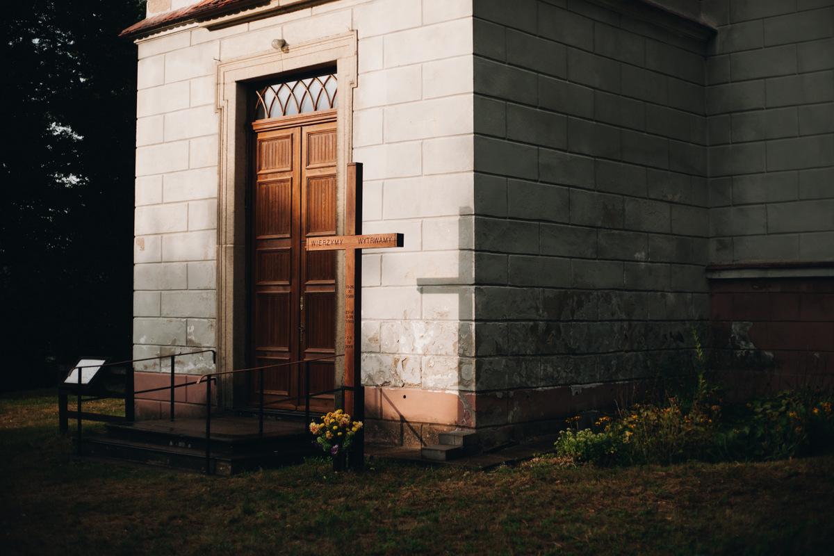 Kościół w Miedziance
