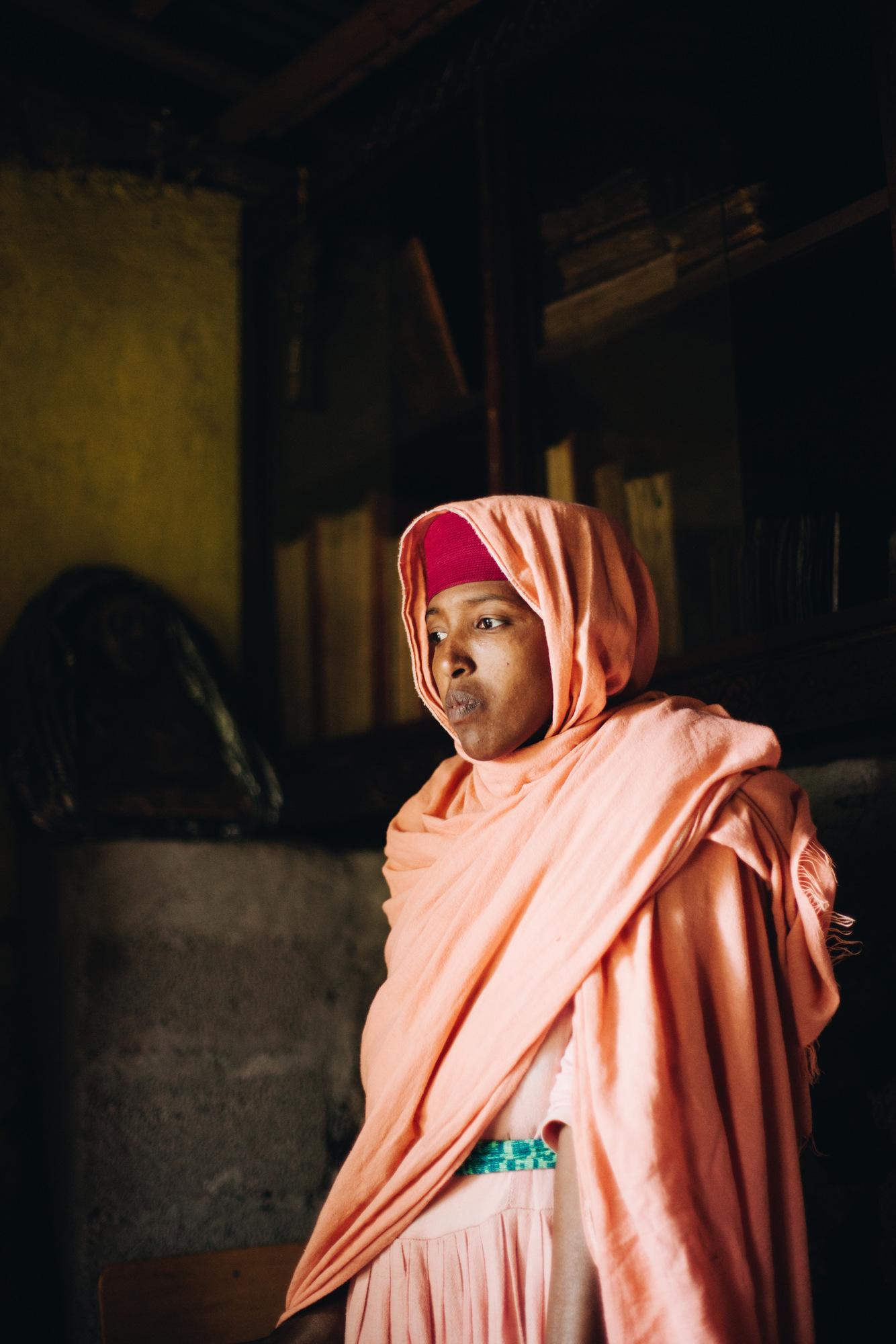 etiopska kobieta