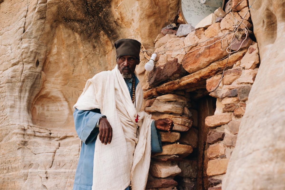 kościoły w Etiopii