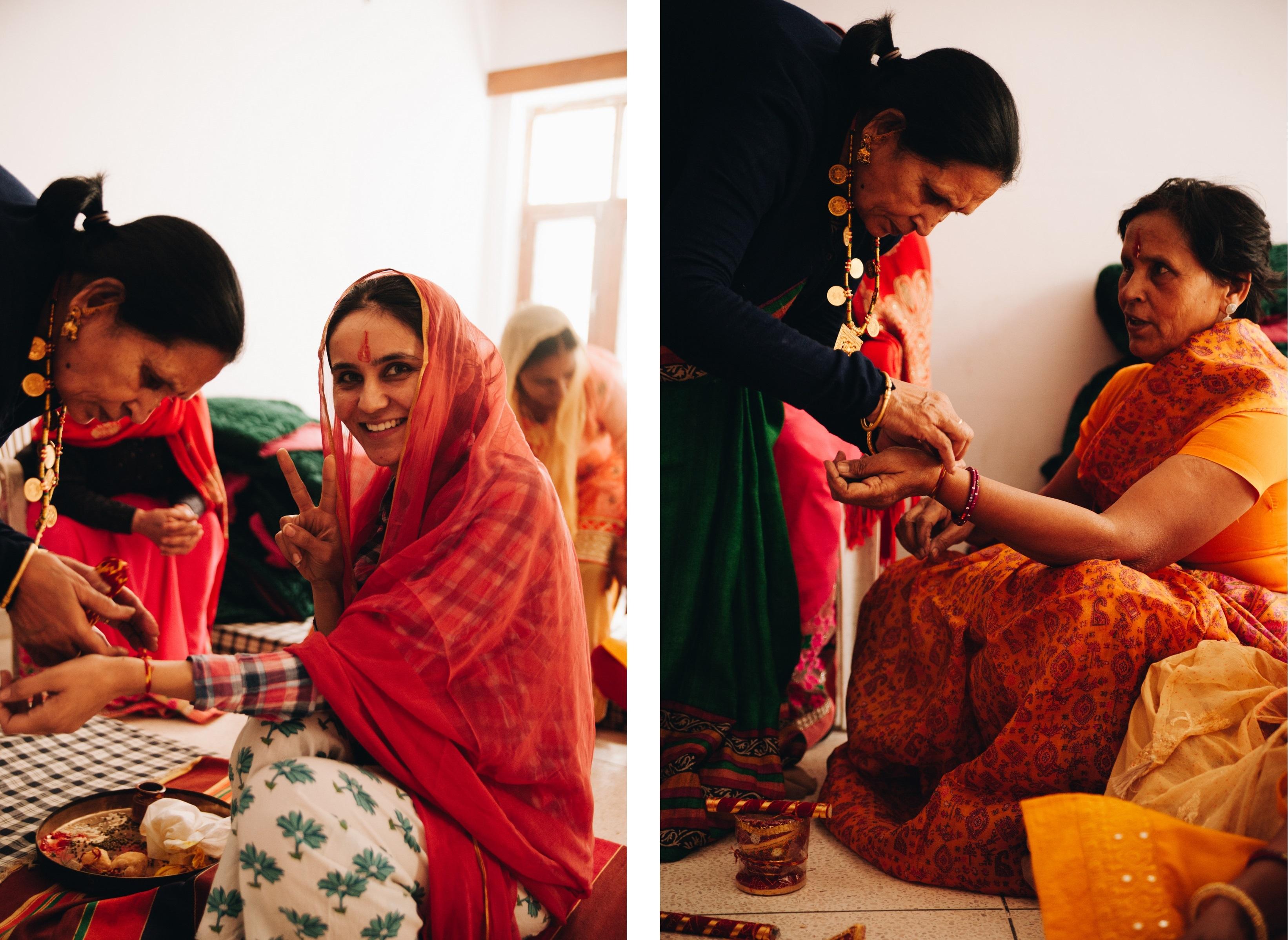 ślub w indiach przygotowania