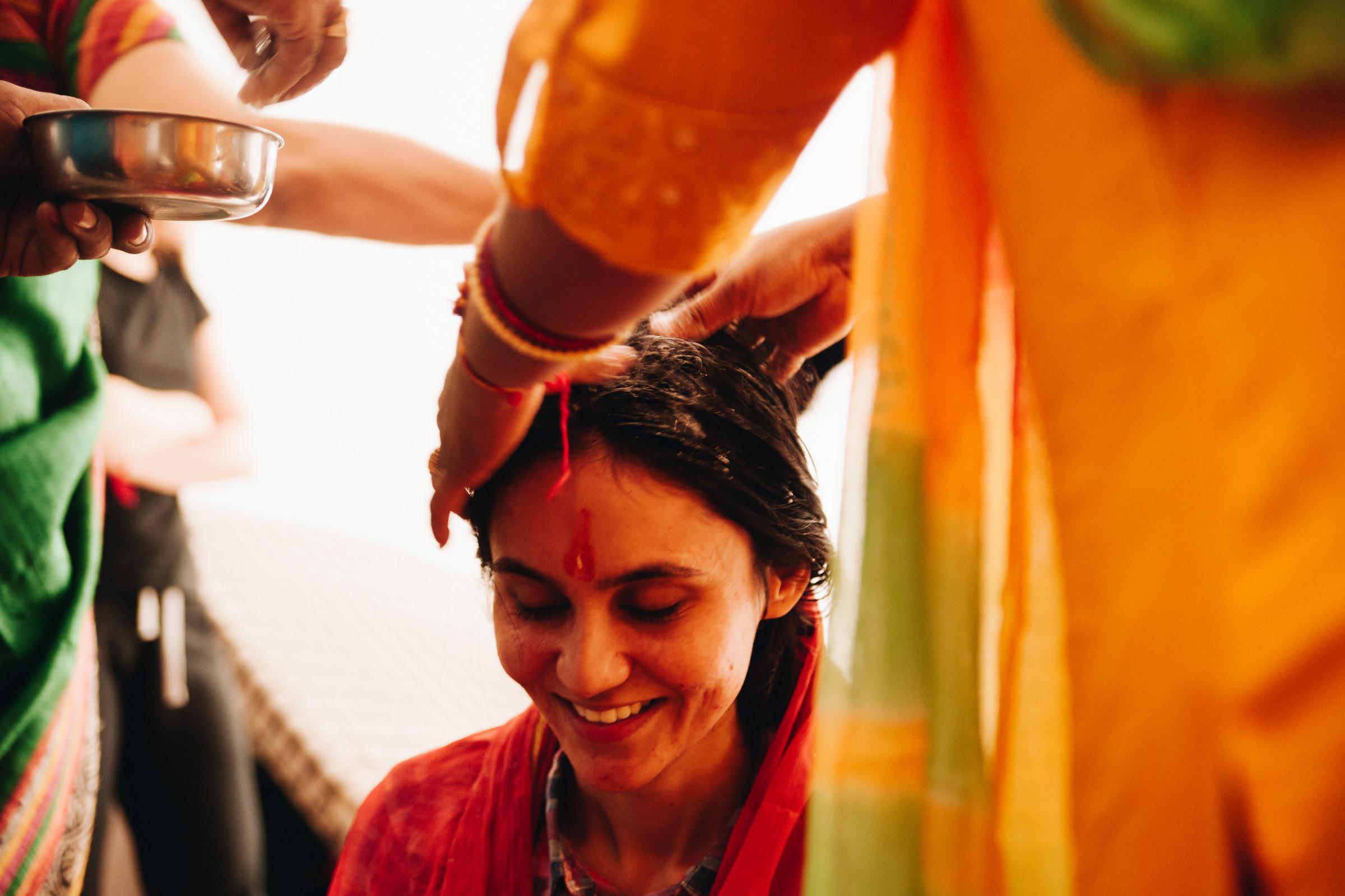 ślub w indiach rytuały