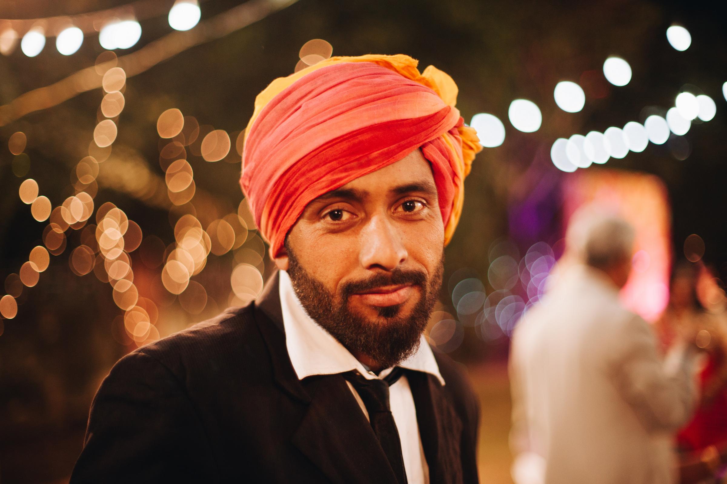 wesele w indiach