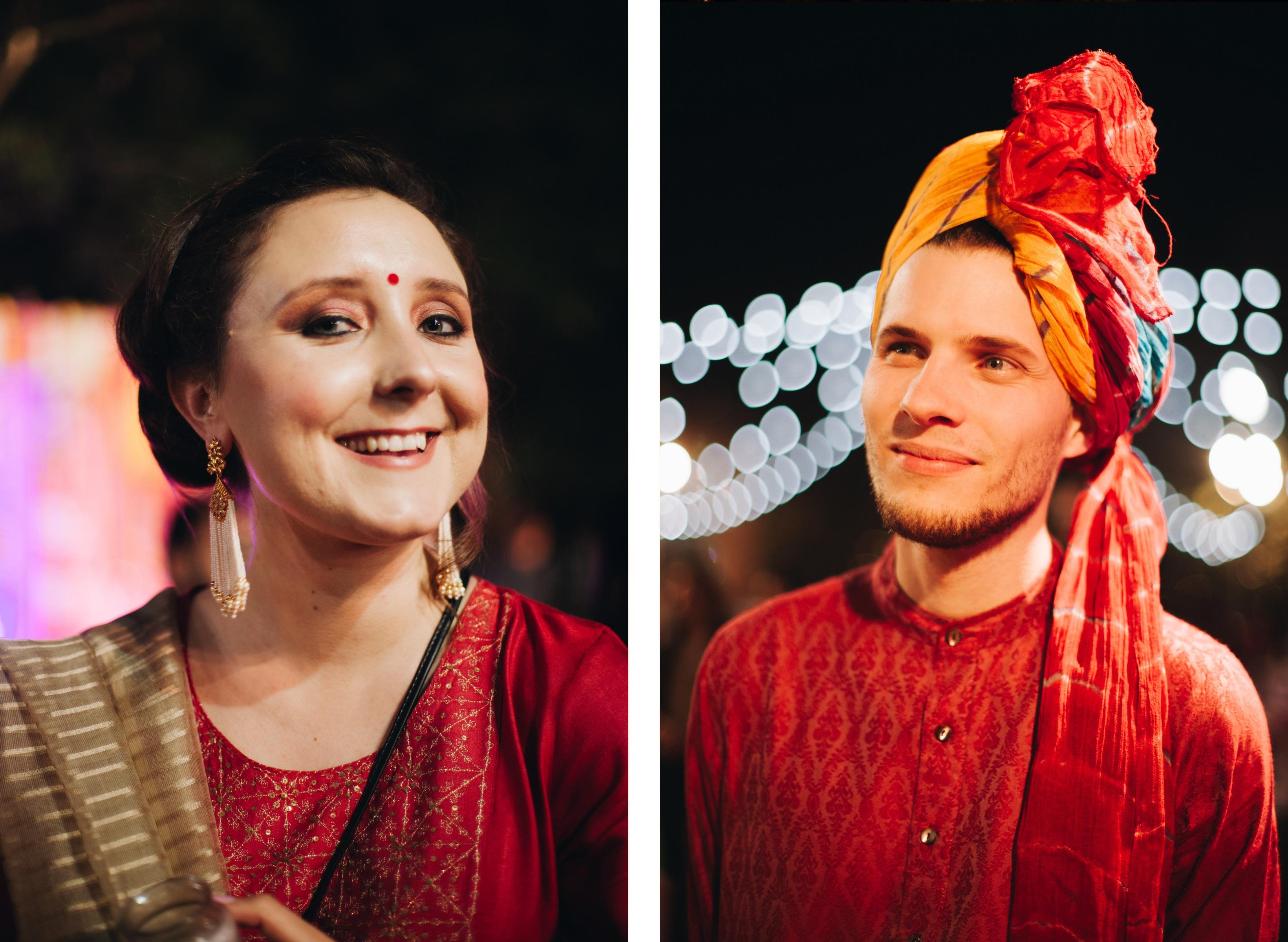 wesele w indiach radzastan