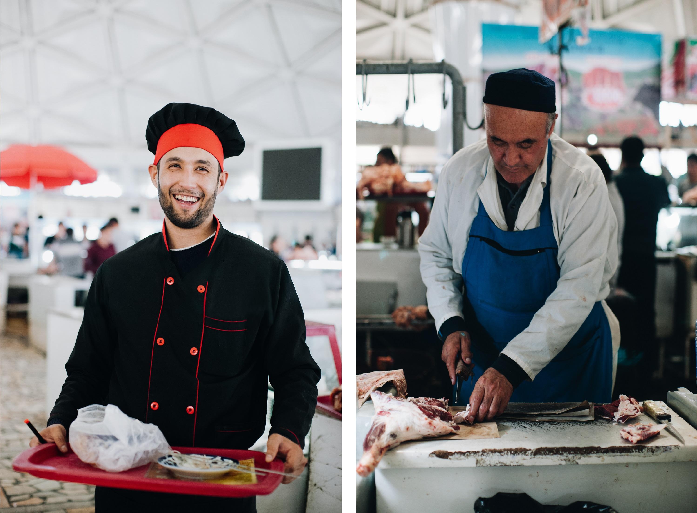 bazar chorsu taszkient uzbekistan