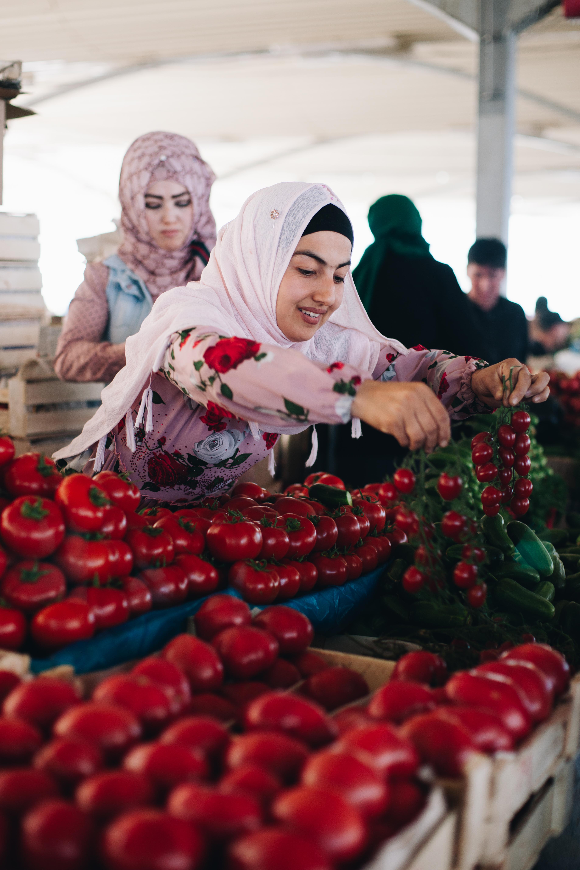bazar uzbekistan samarkanda