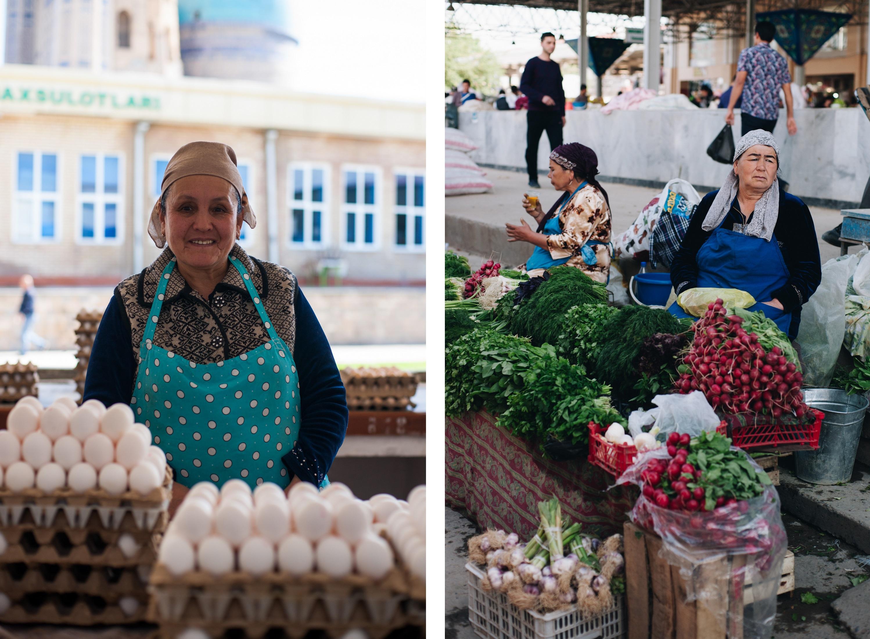 handlarka bazar siab samarkanda