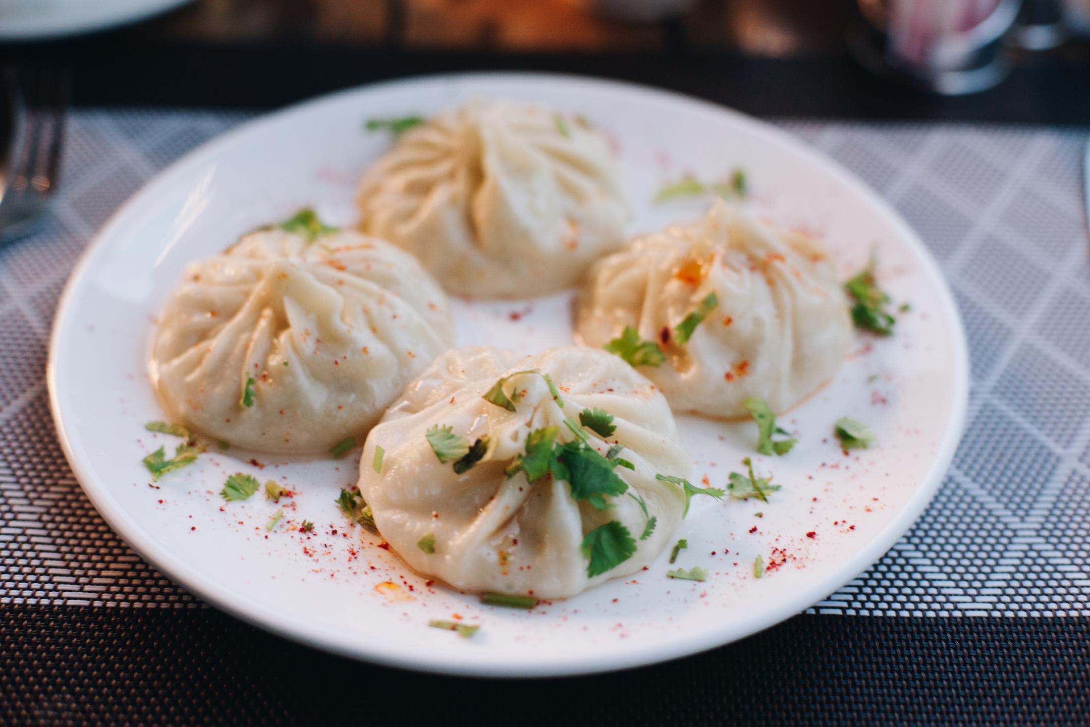 manti kuchnia uzbecka