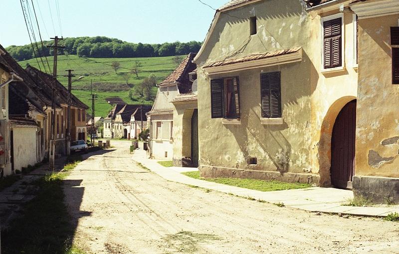Biertan zwiedzanie - wieś UNESCO w Transylwanii