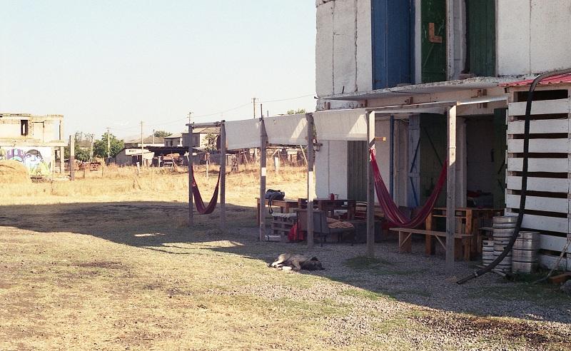 Hostel w Udabno