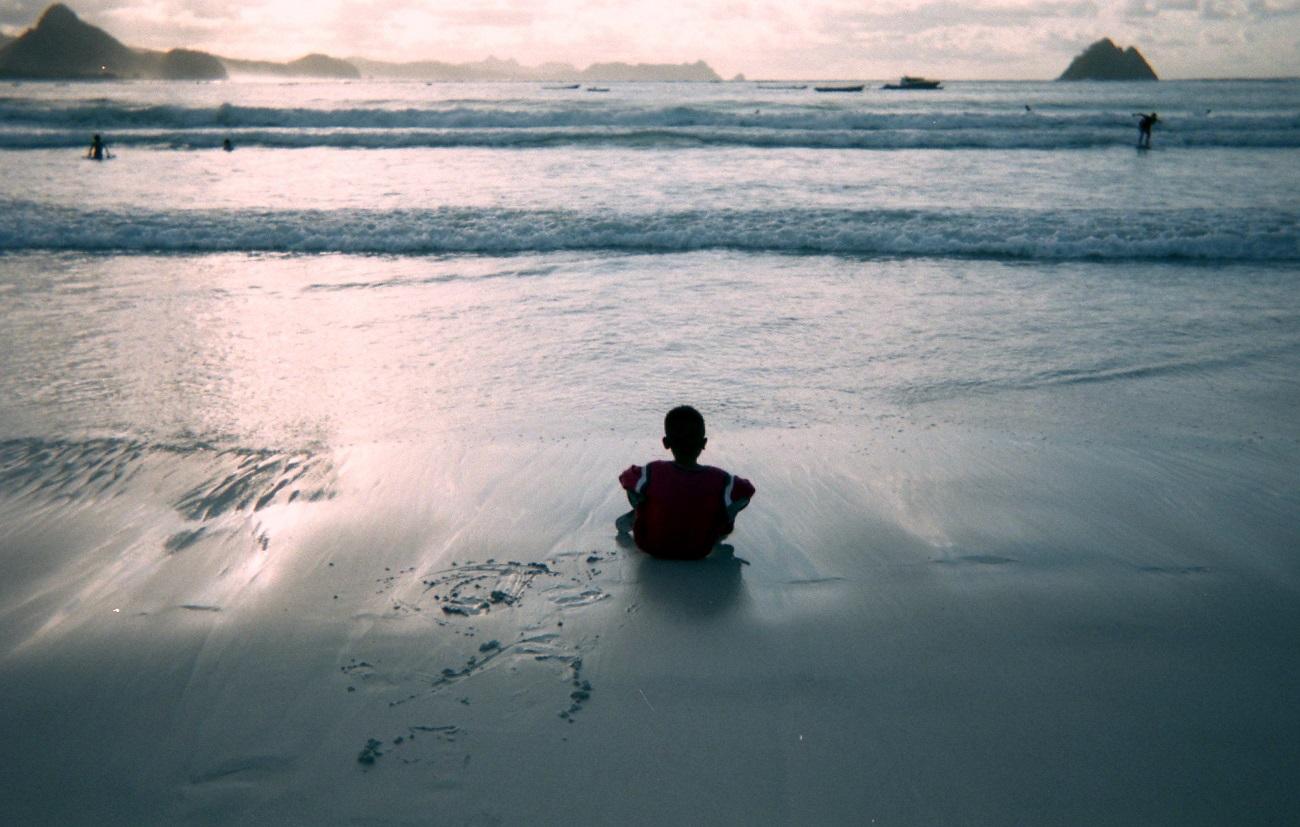 Lombok plaże