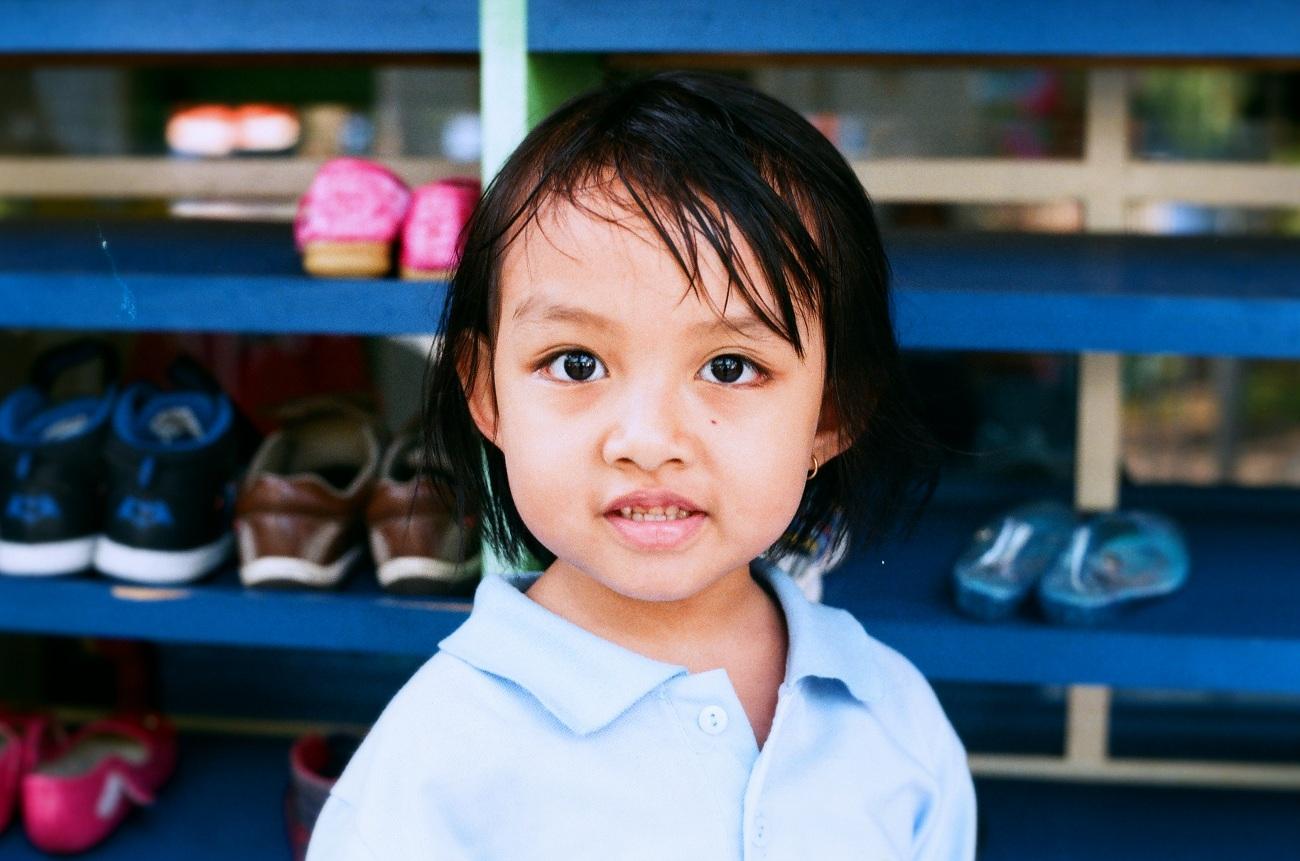 Wolontariat w przedszkolu w Azji