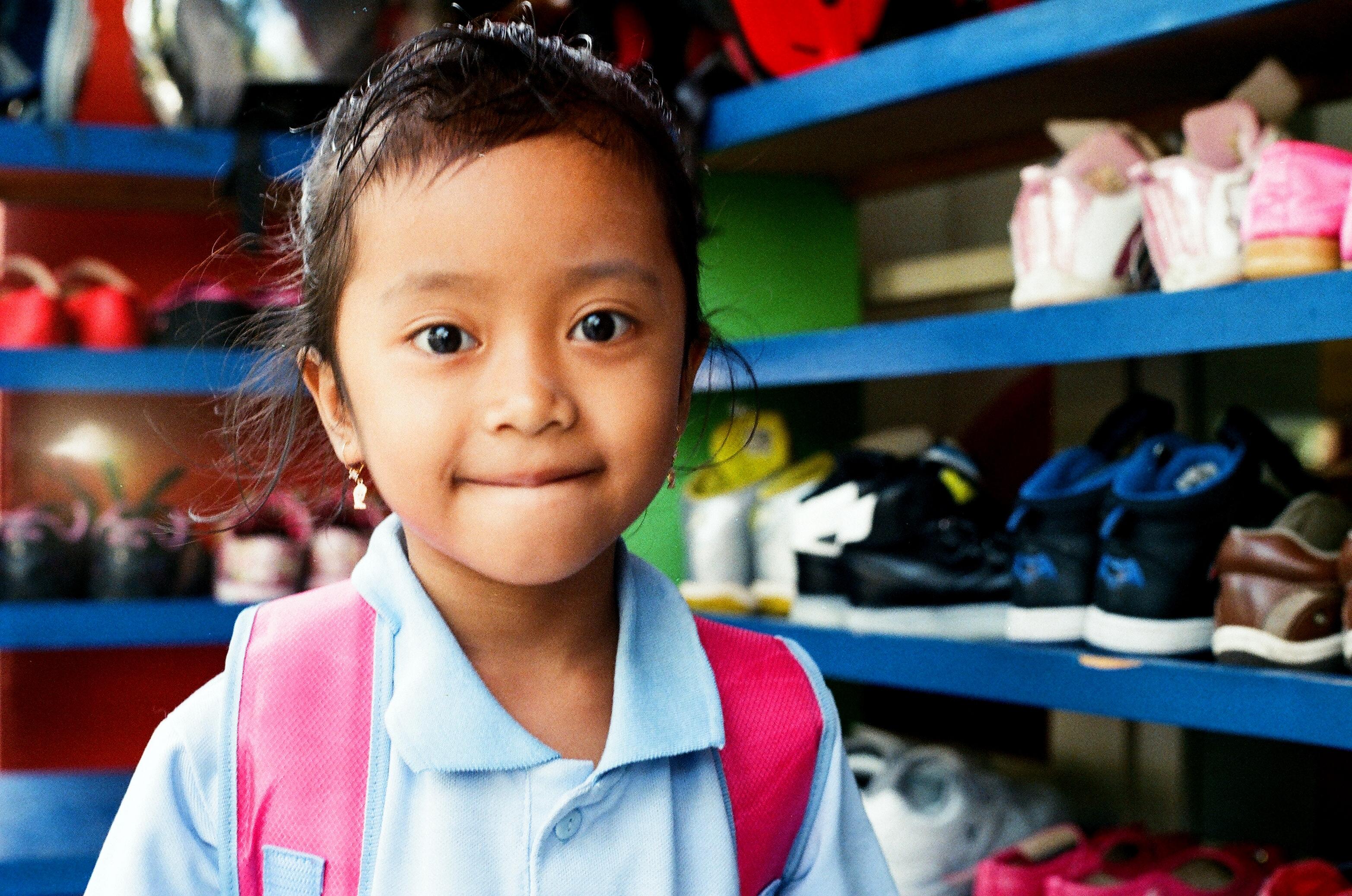 Wolontariat w Azji w przedszkolu