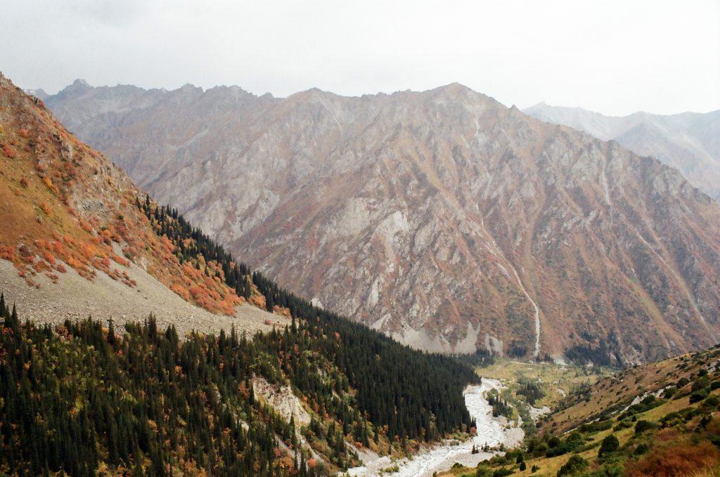 Góry Tien Szan