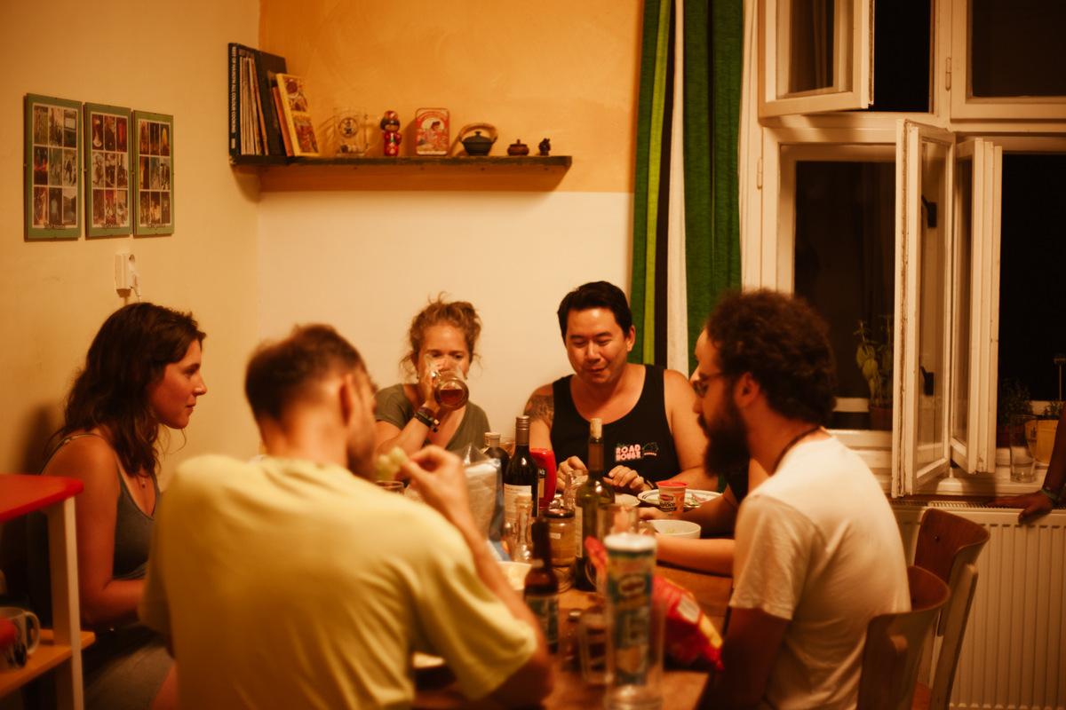 Poets' Corner Hostel Ołomuniec