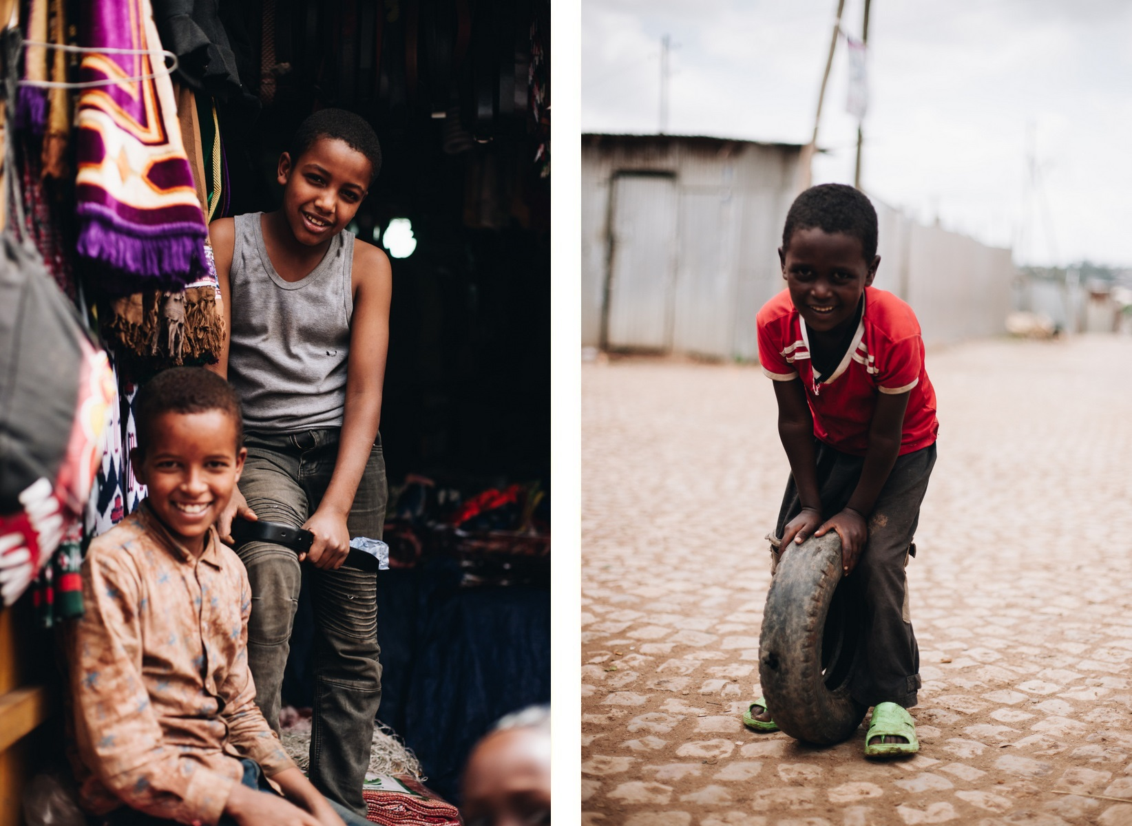 dzieci etiopia