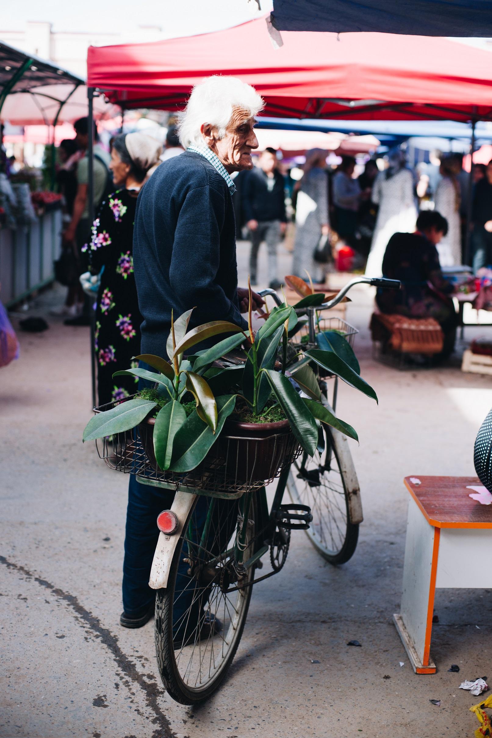 bazar siab samarkanda uzbekistan