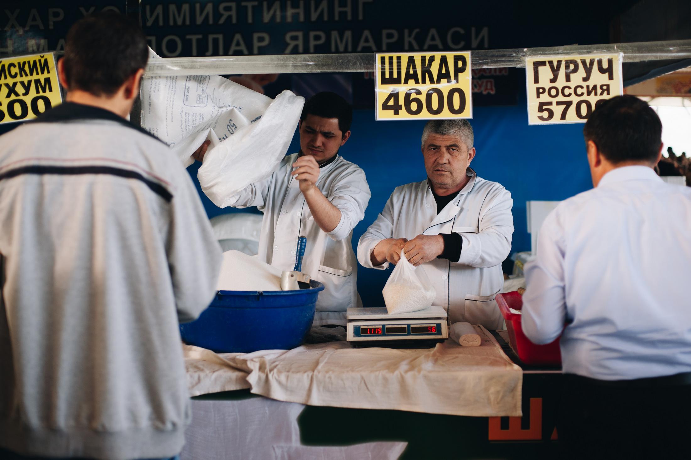 chorsu bazar taszkient