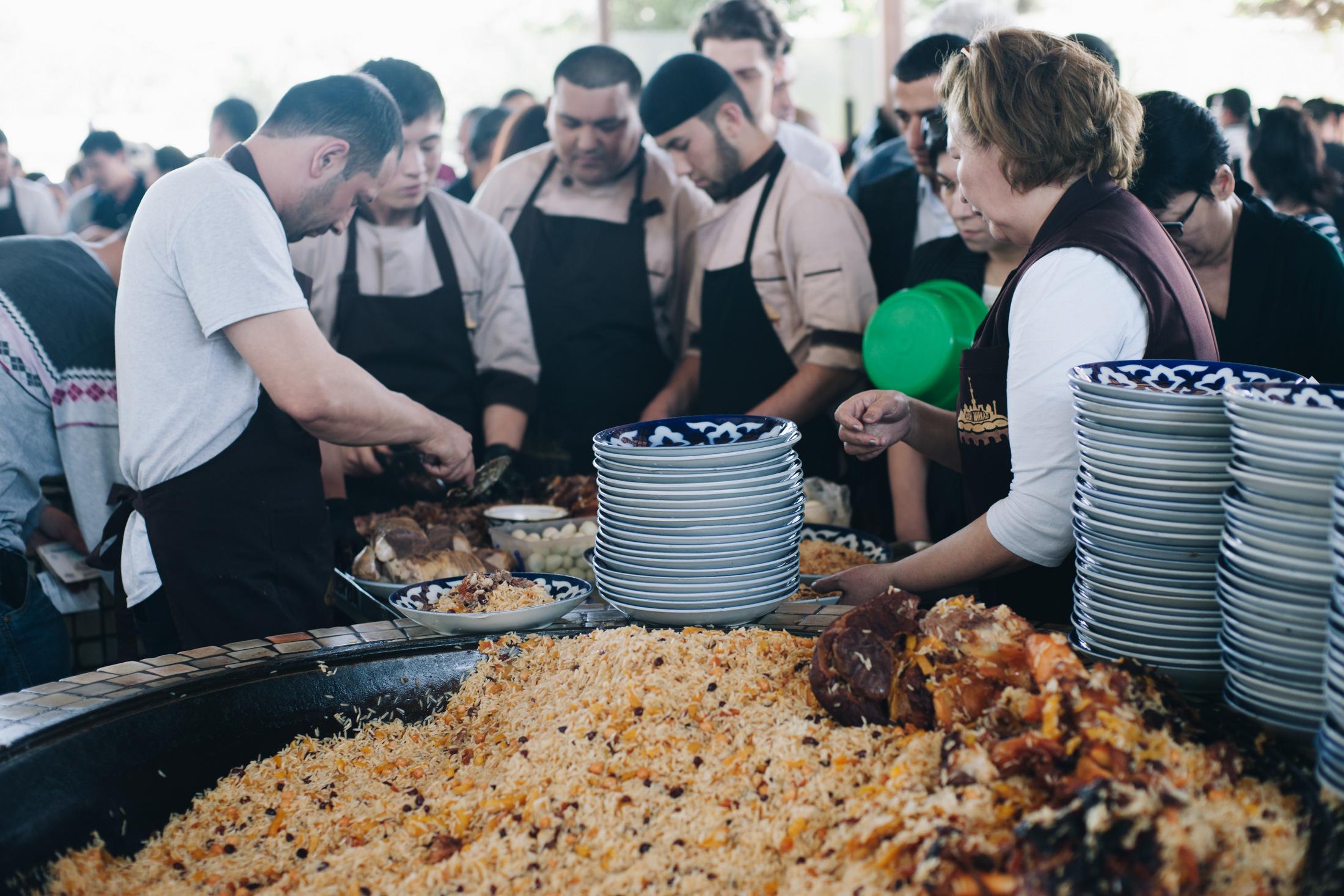 kuchnia uzbecka plov centre