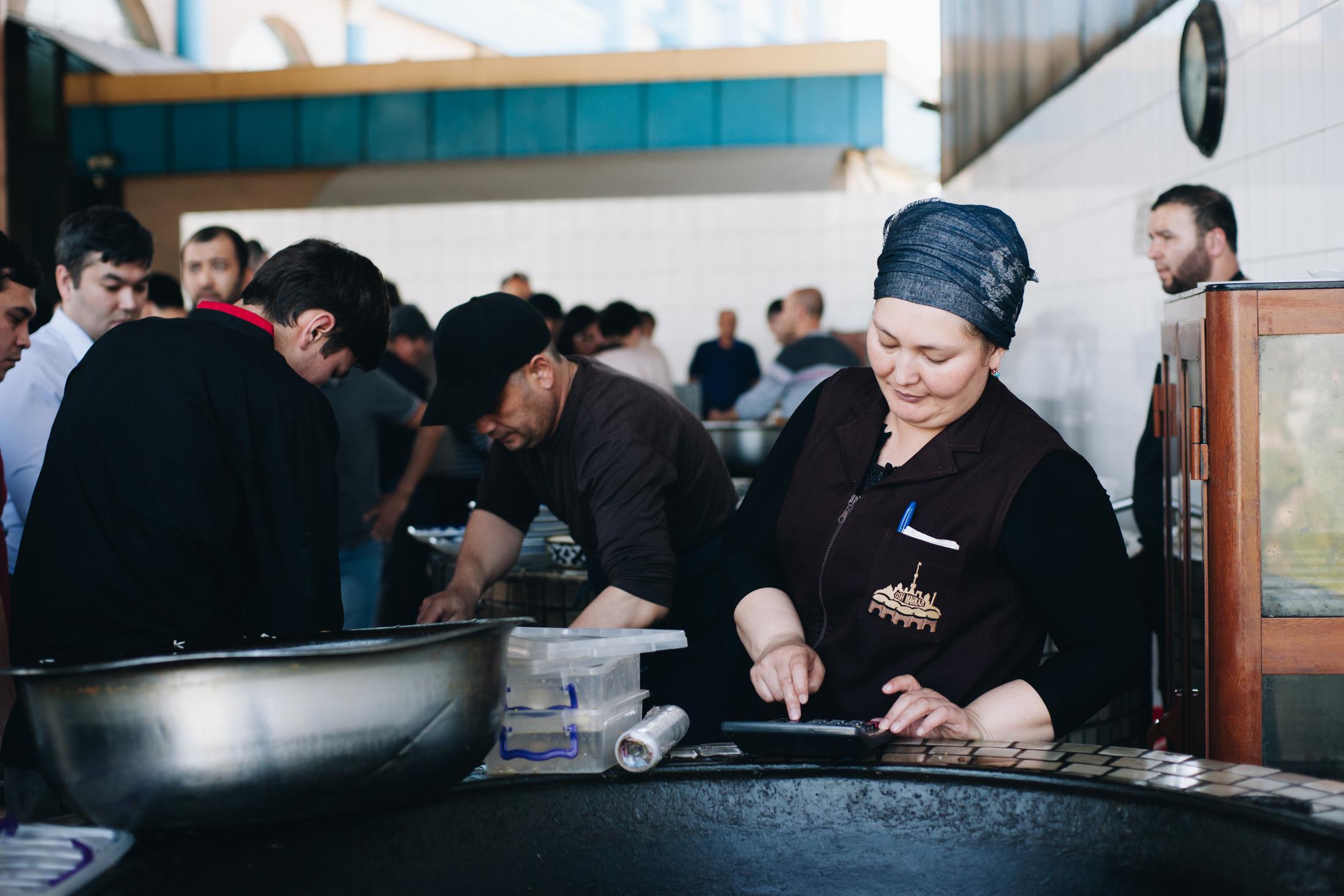 kuchnia uzbecka plov centre taszkient