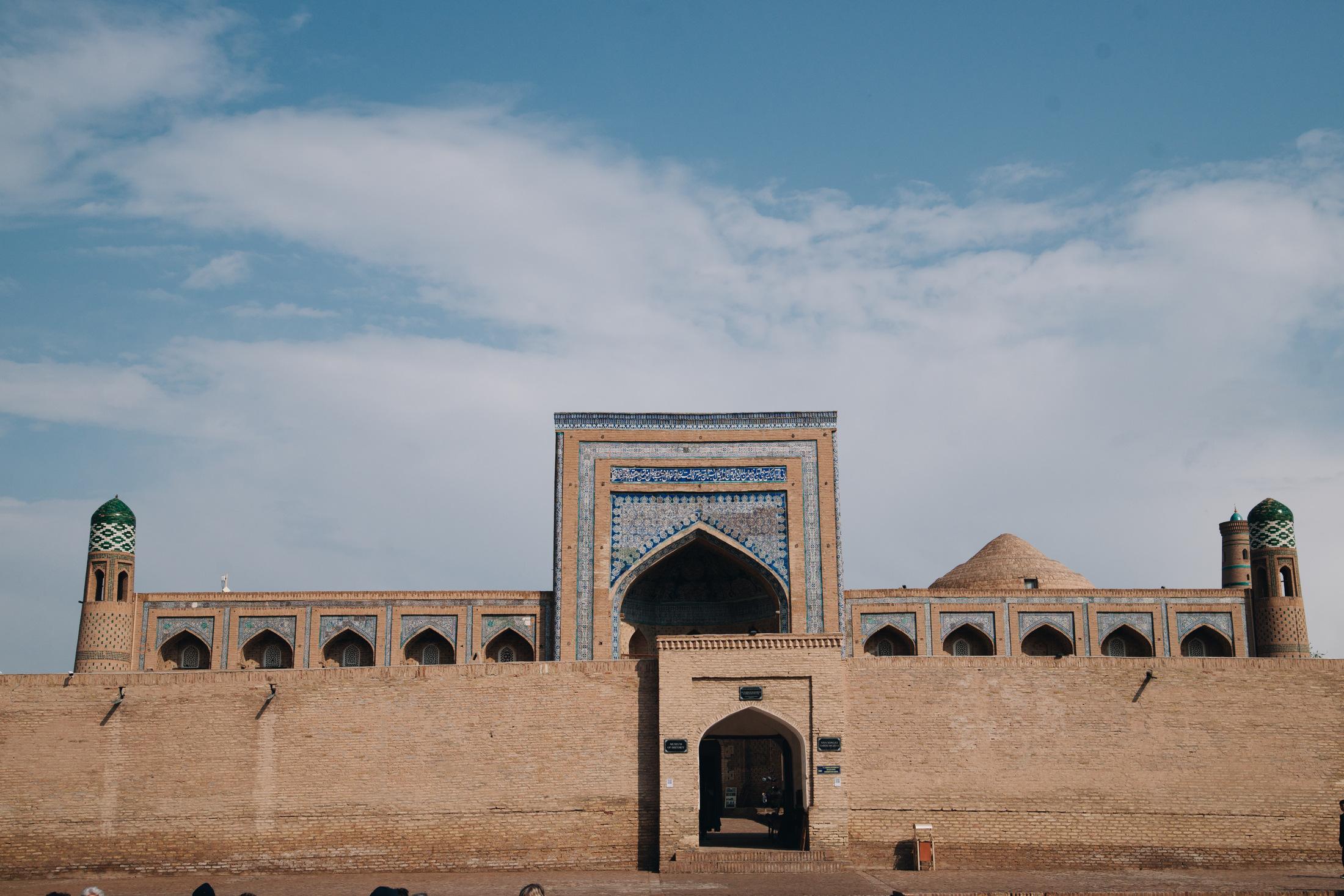 chiwa uzbekistan