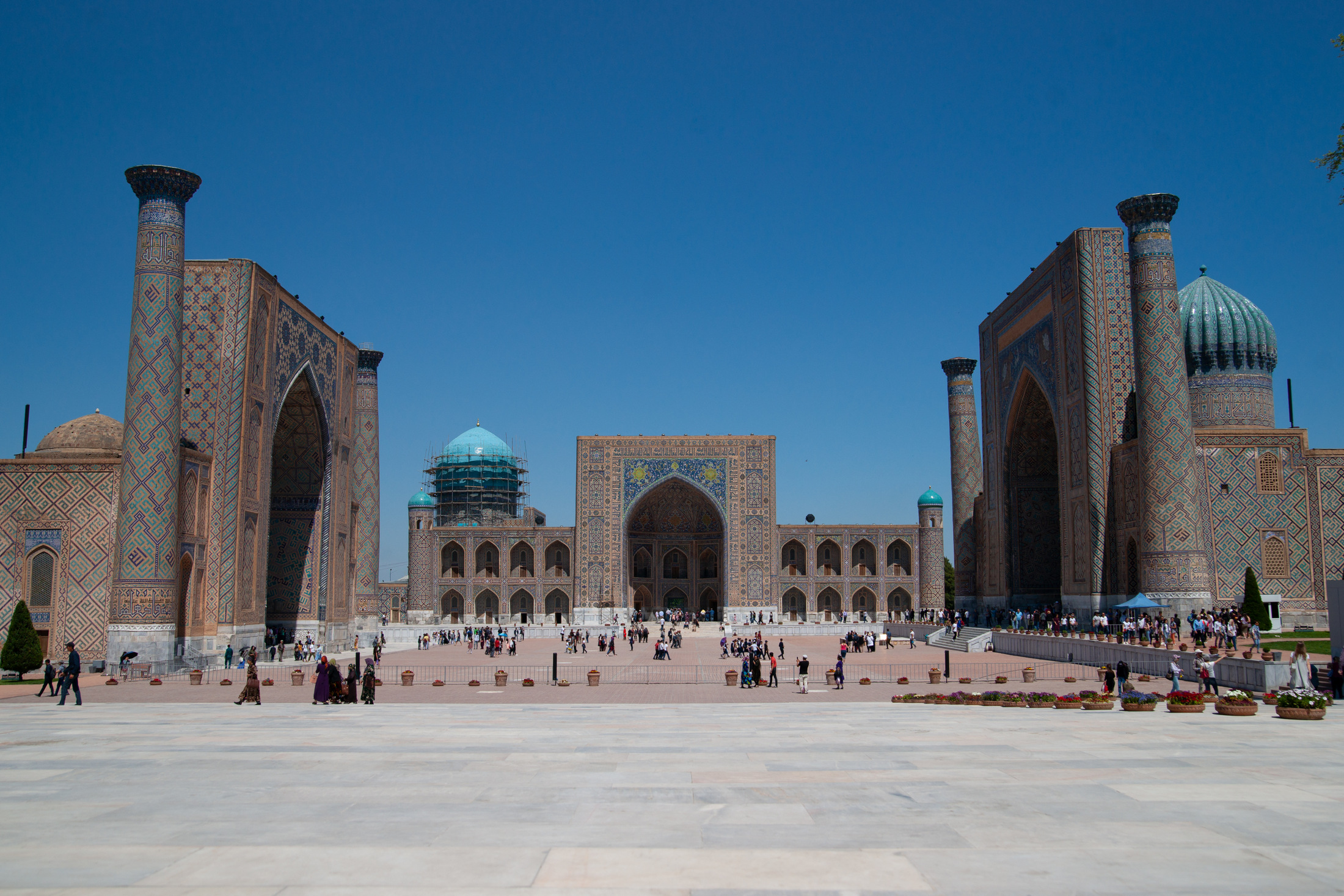 uzbekistan co zobaczyc samarkanda