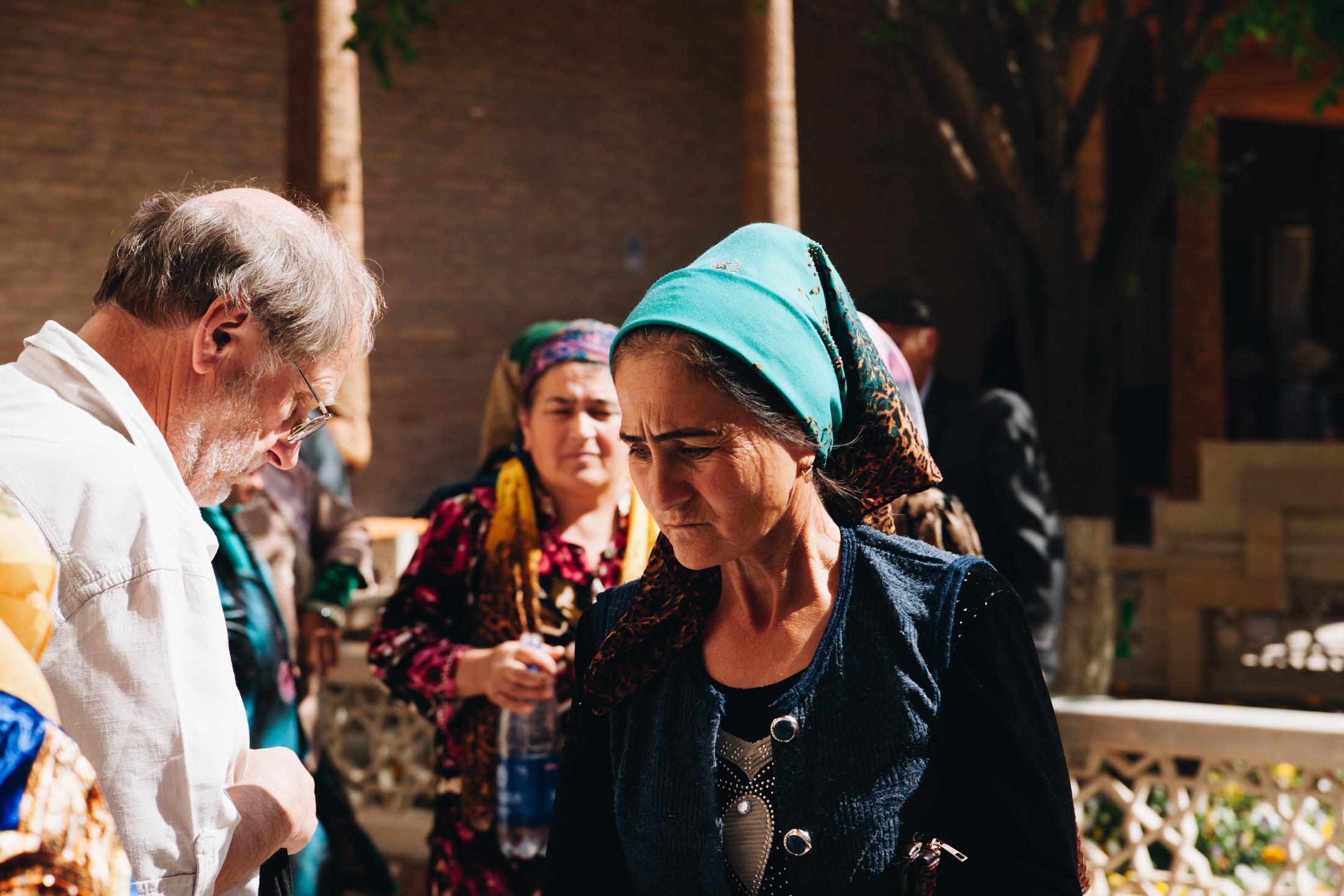 uzbekistan ludzie